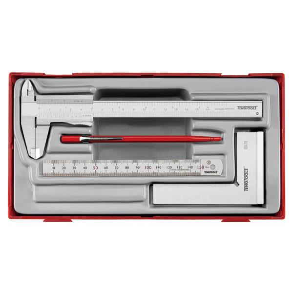Teng 4pc Measuring Tool Set (B) – TC-Tray
