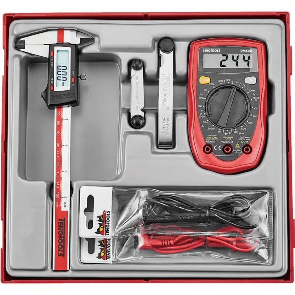 Teng 4pc Measuring Tool Set (A) – TC-Tray