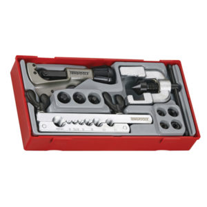 10PC DOUBLE FLARING TOOL SET