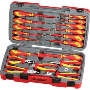 Teng 18pc 1000V VDE Plier & Screwdriver Set