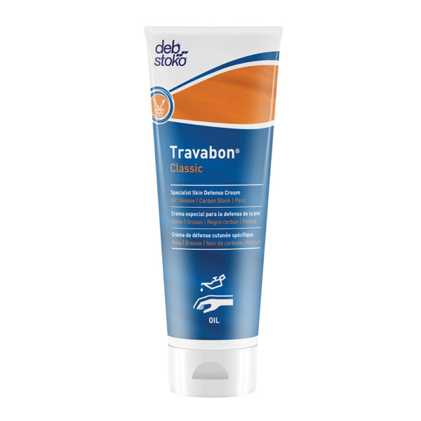 Travabon Classic Cream 100ml Tube (Pre-Work)