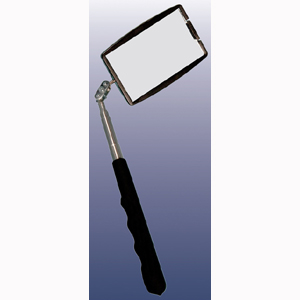 Ullman Rectangle Inspection Mirror 65mm x 94mm