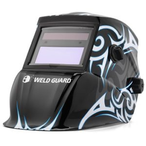 WELDGUARD GRAPHIC AUTO DARKENING HELMET
