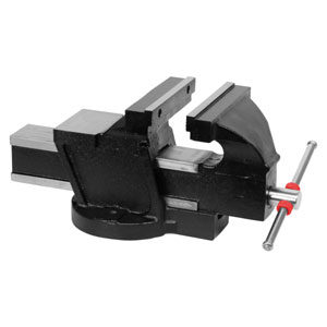 Groz Standard Bench Vice 4in / 100mm