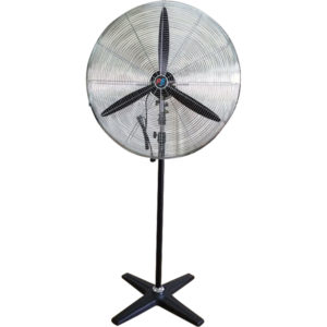 ProEquip 750mm Industrial/Commercial Pedestal Fan