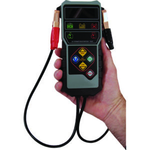 ProEquip Digital Battery Tester - 7.6V-17V DC