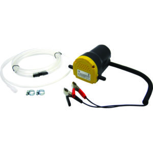 ProEquip 12V/60W Oil Extractor/Suction Pump