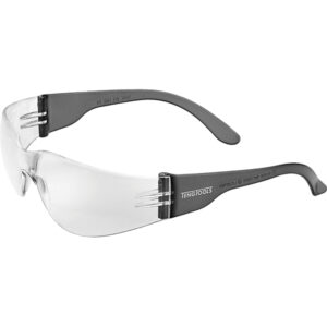 Teng Anti-Fog Safety Glasses - Clear - AS/NZS1337